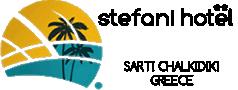 Stefani Hotel, Σάρτη, Χαλκιδική, Ελλάδα