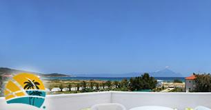 Σάρτη Χαλκιδική Stefani Hotel Δωμάτια με θέα στην θάλασσα